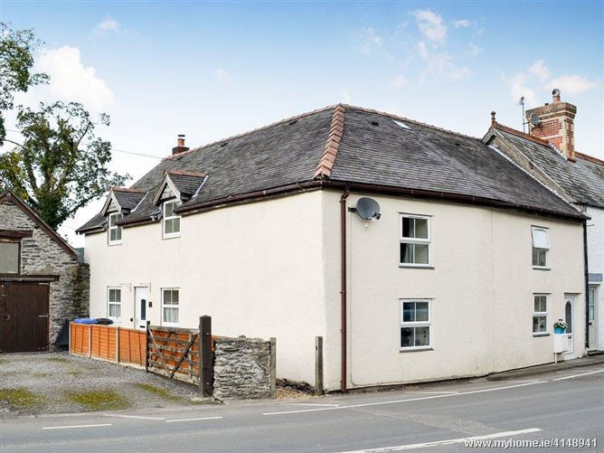 Smithy Cottage,Corwen and the Berwyn Mountains, Denbighshire, Wales