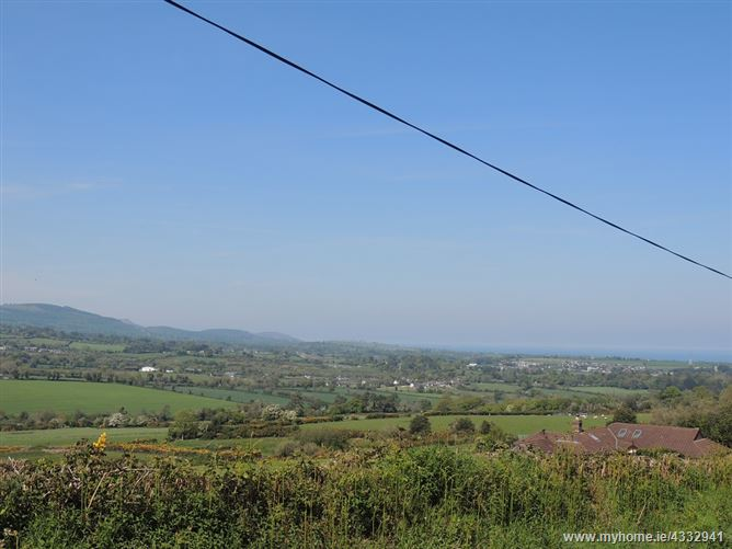 Main image for c.1 Acre Site, Dunran Hill, Ashford, Wicklow