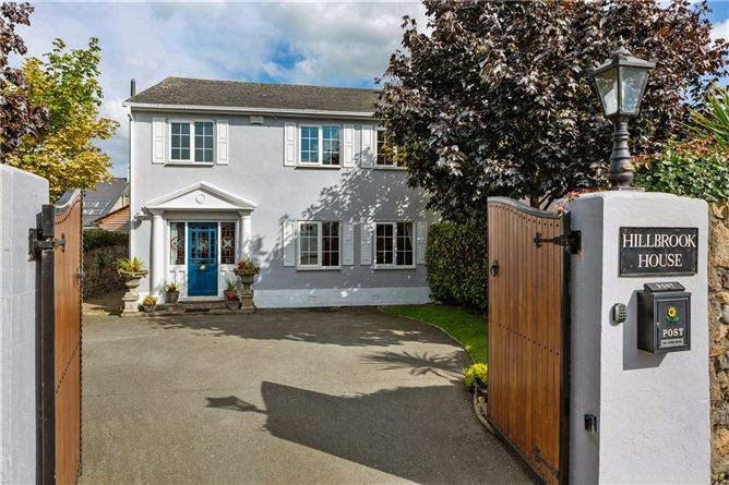 Hillbrook House, Off Newbridge Avenue, Sandymount, Dublin 4, D04 F2H3