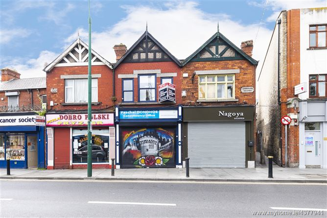 344 North Circular Road(Retail plus offices), Phibsboro
