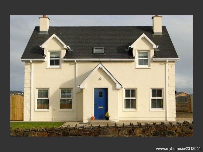 Lucky Shell Cottage  - Creeslough, Donegal