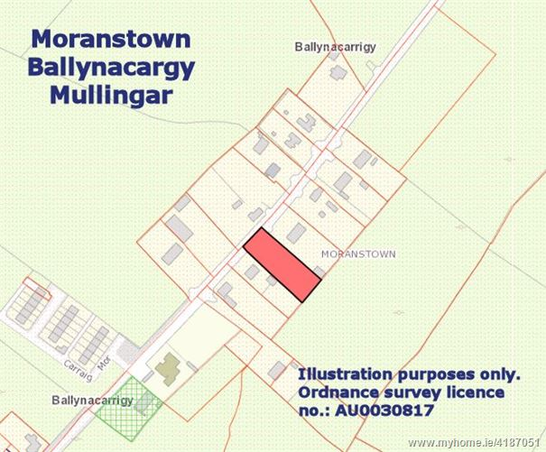 Main image for Moranstown, Ballynacarrigy, Westmeath