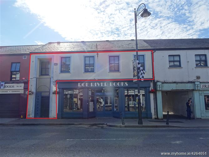1st Floor, 66/67 Park Street, Dundalk, Louth