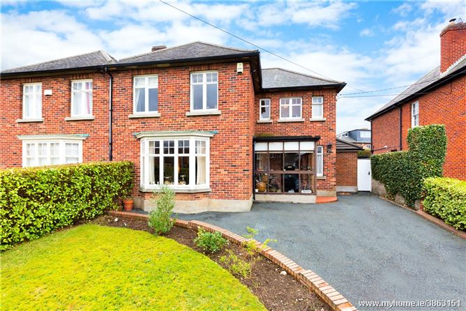 13 Whitebeam Road, Clonskeagh, Dublin 14