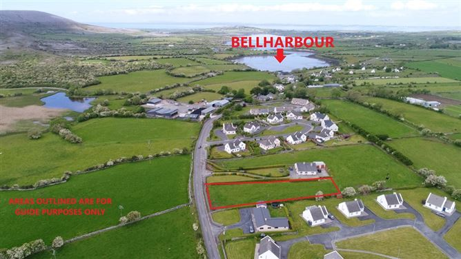 Main image for 0.56 Acre Site Abbey West, Bellharbour, Clare