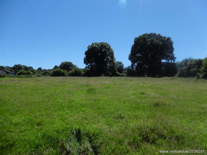 Site of circa 1.3 acres for sale subject to planning permission for one house at Russellstown, Kilmanahan, Clonmel, Tipperary