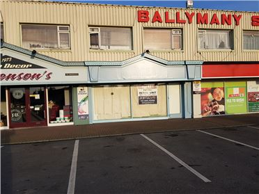 Main image of Unit 8, Ballymany Shopping Centre, Newbridge, Kildare
