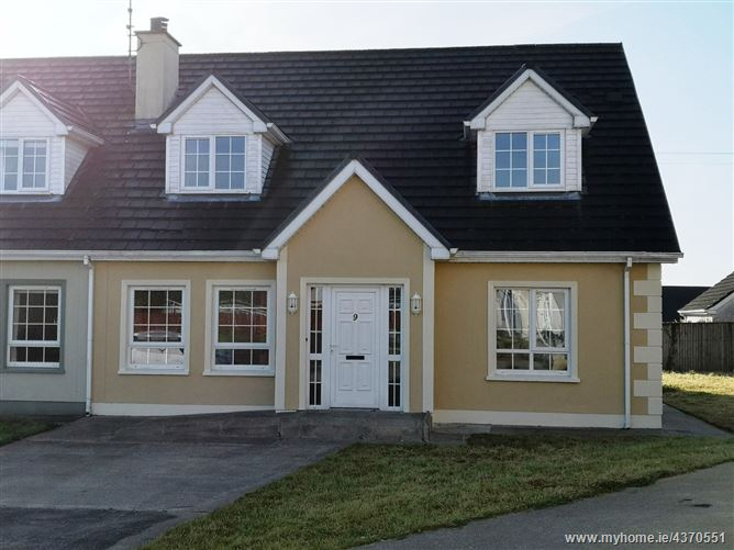 9 The Four Acres, Clonbeg, Buncrana, Donegal