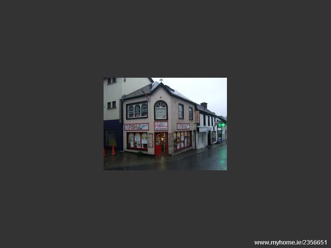 Market Square, Castlebar, Co.Mayo