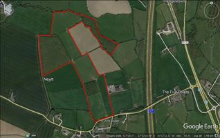 c. 46 acres/18.62 Hectares at Nevitt, Lusk, County Dublin