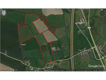 Main image of c. 46 acres/18.62 Hectares at Nevitt, Lusk, County Dublin