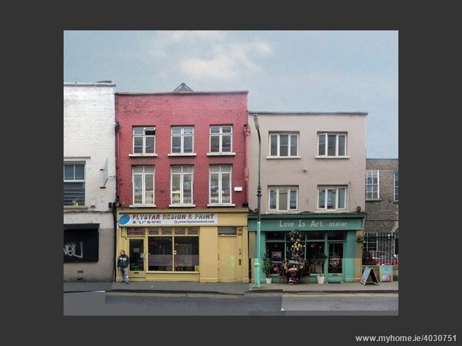 3 and 4 Great Strand Street, Capel Street, Dublin 1
