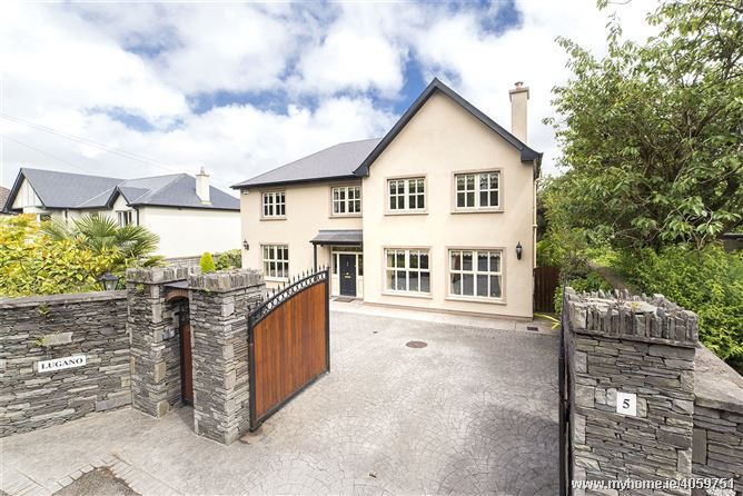 Lugano, 5 Well Road, Douglas, Cork, T12 E7C1