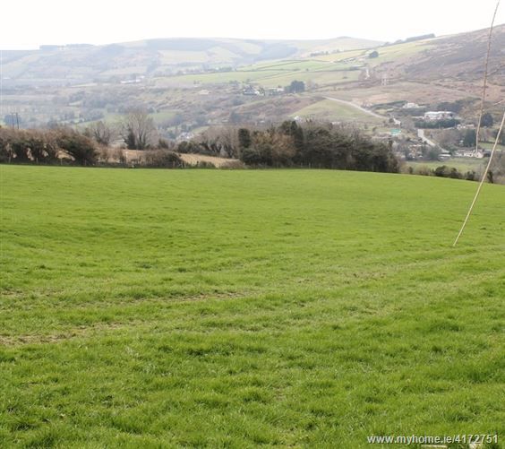 Land c. 34 Acres/ 13.76 HA., Kilmurry North, Kilmacanogue, Wicklow