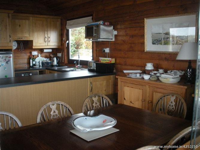 Main image for Log Cabin Retreat,Meenvane, Schull,  Cork, Ireland