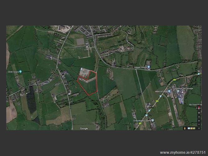 c. 10 ac./ 4.05 ha., Agricultural lands, Slade Lane, Saggart, Co. Dublin