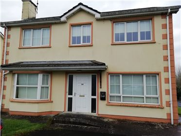 24 Lawnsdale, Navenny, Ballybofey, Donegal