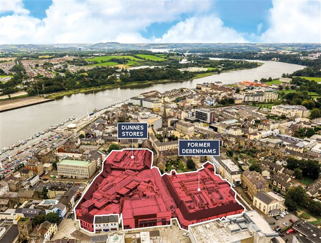 Main image for City Square Shopping Centre, Waterford City, Waterford