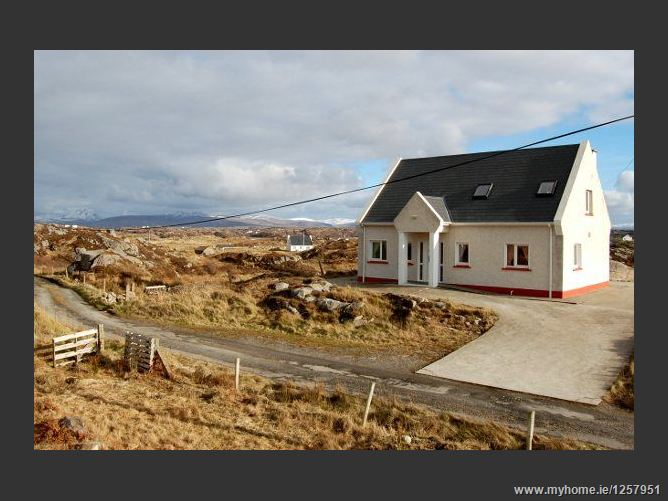 Main image for Auchnish Cottage - Cruit Island, Donegal