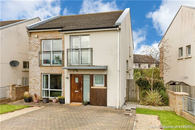 16 Waterside Crescent, Waterside, Malahide, Co Dublin K36 A291