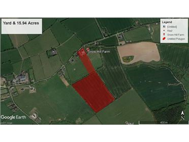 Main image of Lot 4 (Yard & 15.94 Acres) Snowhill Farm, Naul, Meath