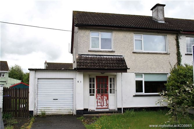 Main image for 53 Ashgrove, Tullow Road, Carlow, R93 W3V6