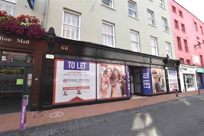 Main image for 66 Oliver Plunkett Street , City Centre Nth,   Cork City