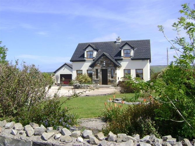 Curlew Cottage, Cabintown, Ballycastle, Mayo