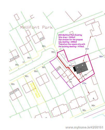 Circa 470m² Building Site at Mellifont Park, Drogheda, Louth