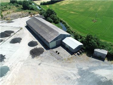 Photo of 928 Sq. Mtrs / 9988 Sq. Ft., Warehouse On 2 Acres, Bennekerry, Carlow
