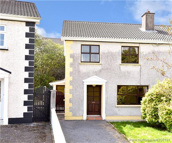 Main image for 68 Dangan Heights, Dangan, Galway, H91 HTR6