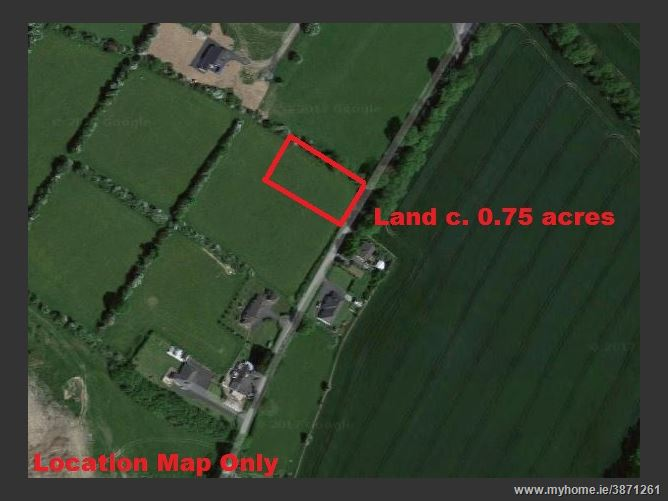 Main image for (S.P.P) Site C 0.75 Acres/0.30 Ha',Nunsland, Punchestown, Naas, Kildare