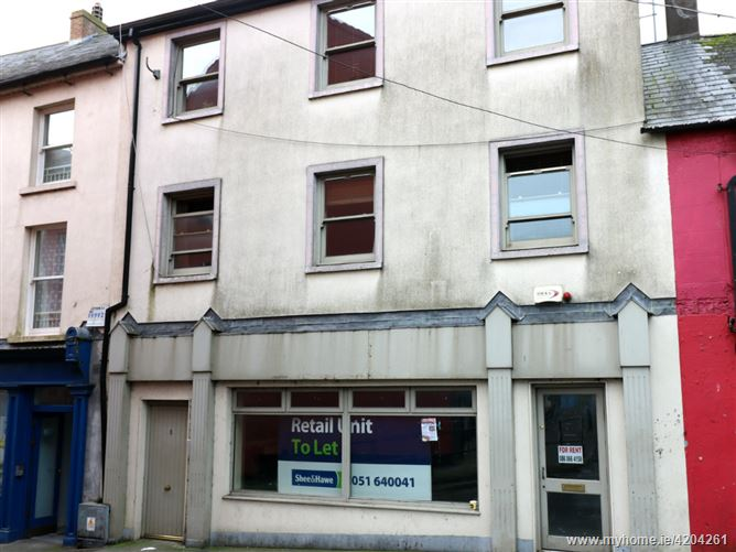 Main image for 4 Bridge Street, Carrick-on-Suir, Tipperary