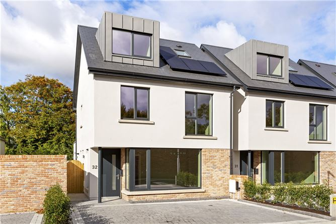 4 Bedroom Detached, The Nurseries, Taney Road, Dundrum, Dublin 14