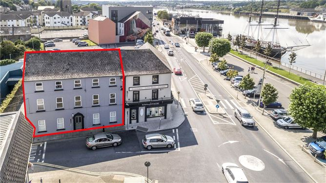 Main image for 2/3 South Quay,New Ross,Co. Wexford,Y34 KC57