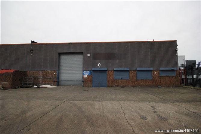 Unit 9, Hibernian Industrial Estate, Tallaght, Dublin 24, Co. Dublin
