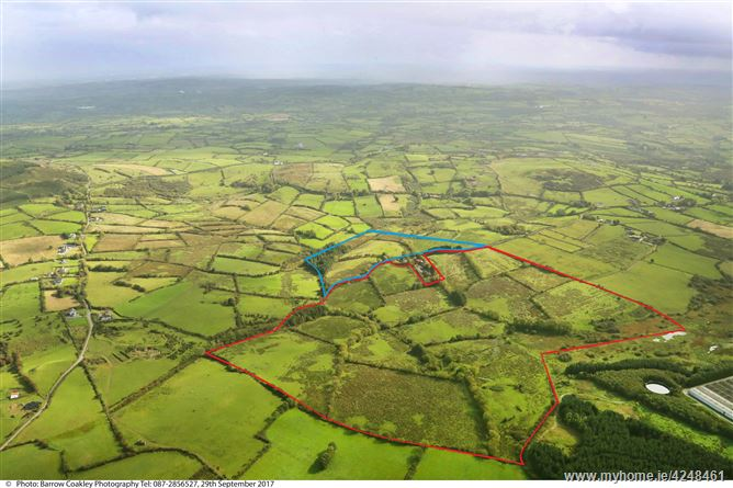 C.92 Acres Greaghnadarragh/ Teevurcher, Bailieborough, Cavan
