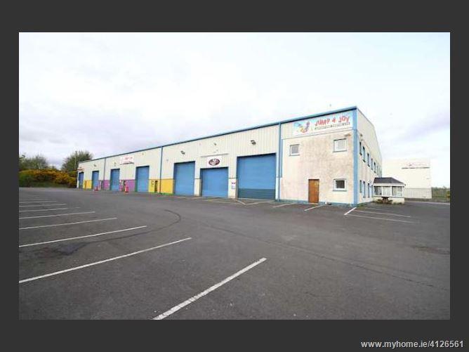 Units A, B, C, D, E, F, G, H, K & L, Nestor Complex, Monksland, Athlone West, Roscommon