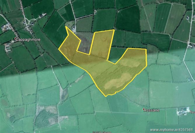 Farmland (c.61 Acres) at Cappaghmore, Cloneen, Tipperary