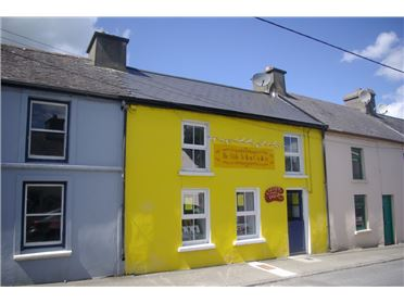 Photo of The Little Yellow Gallery, Main Street, Union Hall,   West Cork