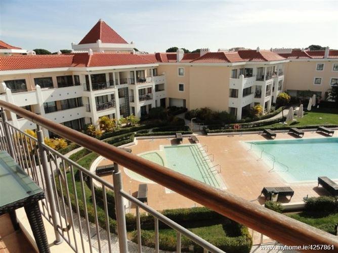 Main image for 5* Hilton Hotel Resort Vilamoura, Algarve, Portugal