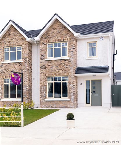 Main image for The Ivy - 3 Bed Semi Detached House , Brocan Wood, Dublin Road, Monasterevin, Kildare