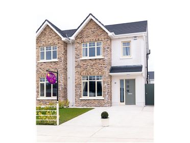 Main image of The Ivy - 3 Bed Semi Detached House , Brocan Wood, Dublin Road, Monasterevin, Kildare