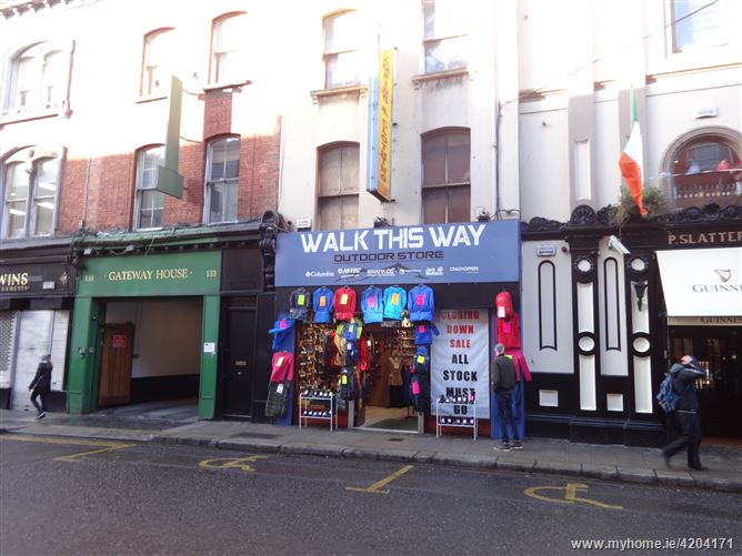 132 Capel Street, Capel Street,   Dublin 1
