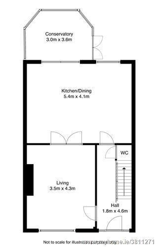 28 Ashfield Court, Bray, Co. Wicklow