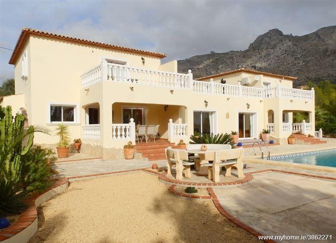 Main image for Benigembla, Costa Blanca North, Spain