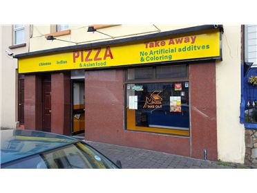 Photo of Pizza & Asian Foods, 8 Clare Street, City Centre (Limerick), Limerick City