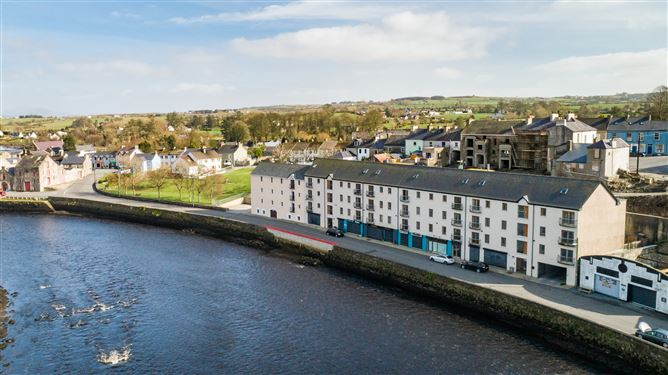 Main image for 6 Quayside Apartment, Ramelton, Donegal