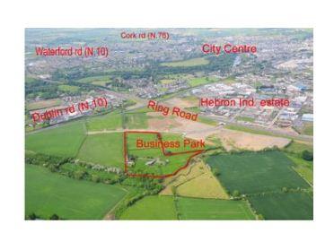 "Main image of Development Land, Zoned ""Business Park"", Hebron Business Park, Dublin Road"