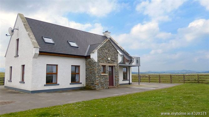 Atlantic View Lodge, Fanad Head, Donegal